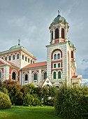 Sacred Heart Basilica, Timaru, Canterbury, South Island, New Zealand, Oceania