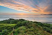 Queen Elizabeth Park, Paraparaumu, Wellington,  Nordinsel, Neuseeland, Ozeanien