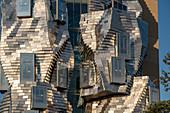 LUMA Arles, Cultural Center by architect Frank Gehry Arles, Provence, France