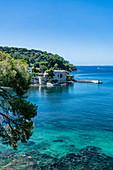 Pointe de Passable, Saint-Jean Cap Ferrat, Cote d`Azur, France