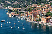 Villefranche sur Mer, Cote d Azur, France