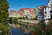 Old town of Tübingen am Neckar, Baden Würtenberg, Germany