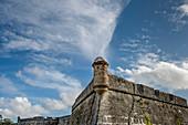 Turm von Castillo de San Marcos in St Augustine, USA