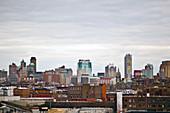 Downtown Skyline, New York, USA