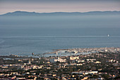 Santa Barbara und Kanalinseln, Santa Barbara, Kalifornien, USA