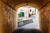 Street Scene, Greve in Chianti, Tuscany, Italy