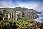 Bixgy Bridge, Big Sur, California