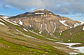 Gipfel, Borgarfjordur Eystri, Island