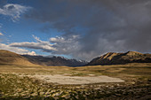 Mountain landscape in the Pamir, Afghanistan, Asia