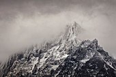 Berge, Kordilleren Paine, Nationalpark Torres Del Paine, Patagonia, Chile