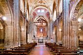 St. Michael church, Pavia, Lombardy, Italy, Europe