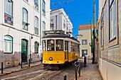 Alfama, Lisbon, Portugal, Europe