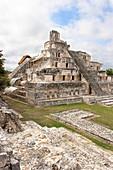 Edzna, Campeche, Mexico, North America