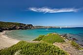 Cala Tortuga Beach, Minorca, Balearic Islands, Spain, Mediterranean, Europe