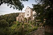Schloss Lauenstein, UNESCO Welterbe Montanregion Erzgebirge, Lauenstein, Sachsen