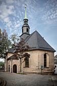 Bergkirche St Marien, UNESCO World Heritage Montanregion Erzgebirge, Annaberg, Saxony