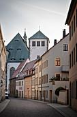 historische Altstadt Freiberg, UNESCO Welterbe Montanregion Erzgebirge, Freiberg, Sachsen