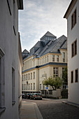 Werner Bau, Technical University Bergakademie Freiberg, UNESCO World Heritage Montanregion Erzgebirge, Freiberg, Saxony