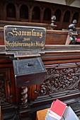 in the Piaristenkirche in Krems, Wachau, Lower Austria, Austria