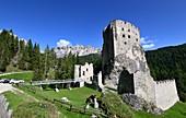 Castle Andraz, Dolomites, Veneto, Italy