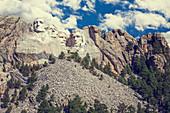 Mount Rushmore, Black Hills, South Dakota, United States