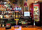 Register at an American Style Bar, Estonia