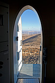 Inside Wind Turbine,Ellensburg, Washington, United States