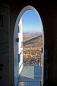 Inside Wind Turbine,Ellensburg, Washington, United States