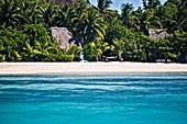 Bay In Tropical Island,Yaqeta Island, Fiji
