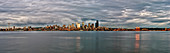 Seattle Skyline from the Water,Seattle, Washington, United States