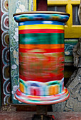 Prayer Wheel,Pelling, Sikkim, India