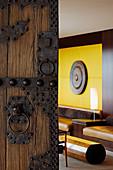 Open Ornate Door,Dallas, Texas, United States