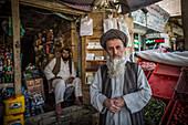 Basar in Ishkashim, Afghanistan, Asien