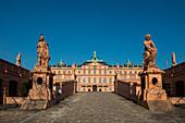 Schloss Rastatt, Residenzschloss, Rastatt, Schwarzwald, Baden-Württemberg, Deutschland
