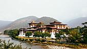 Punakha's Druk Pungthang Dechen Phodrang, Bhutan