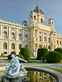 Natural History Museum, Maria-Theresien-Platz, 1st District, Inner City, Vienna, Austria