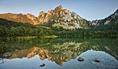 Laudachsee, Katzenstein, Upper Austria, Austria