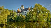 Heidenreichstein Castle, Waldviertel, Lower Austria, Austria