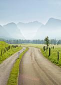 Ennstaler Aplen, nahe Admont, Ennstal, Steiermark, Österreich