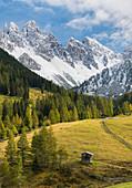 Kalkkogel, Tyrol, Austria