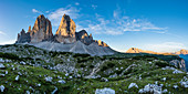 Drei Zinnen, Dolomites, South Tyrol, Italy