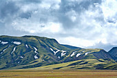 Mountains in Fjallabak nature reserve, South Iceland, Iceland, Europe