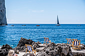 Capri Island, Gulf of Naples, Italy