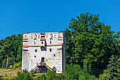 White tower, Brasov, Transylvania, Romania