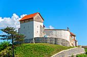 Cetatea Feldioara, Marienburg Fortress, Marienburg, Brasov County, Transylvania, Romania