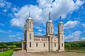 St. Andreas Abbey near Adamclisi, Dobruja, Romania