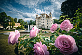 Wojanow Palace - the most beautiful object in the Valley of Palaces and Gardens, Lower Silesian Voivodeship in Poland, Europe