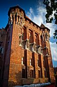 Schloss Malbork (deutsch: Marienburg), Woiwodschaft Pommern, Polen, Europa