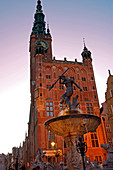 GDANSK  -  city on the Baltic coast of northern Poland.