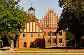 Kloster Zinna bei Jüterbog im Fläming, Land Brandenburg, Deutschland